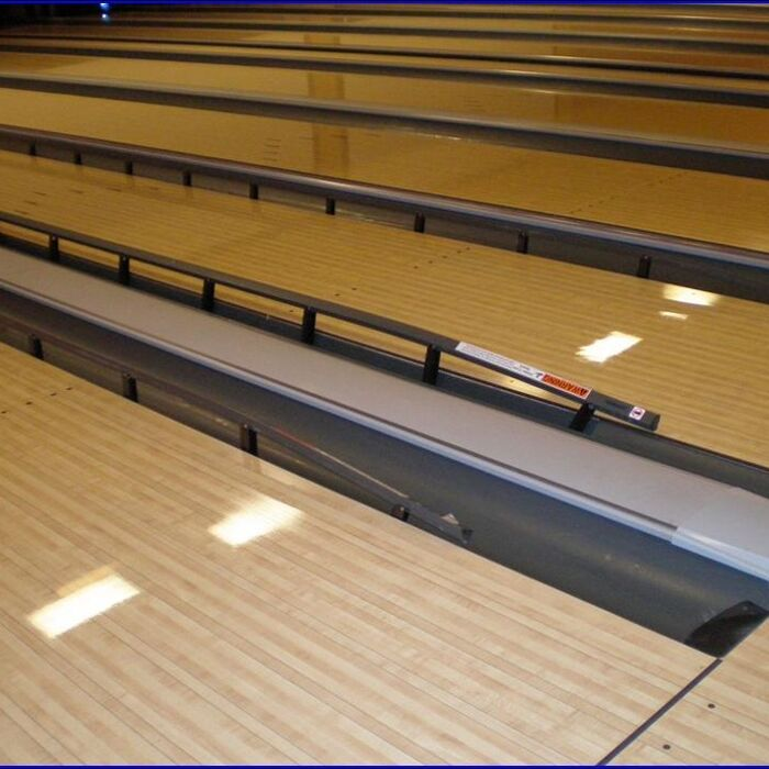 Bankshot Manual Bumper Rails Brunswick Bowling