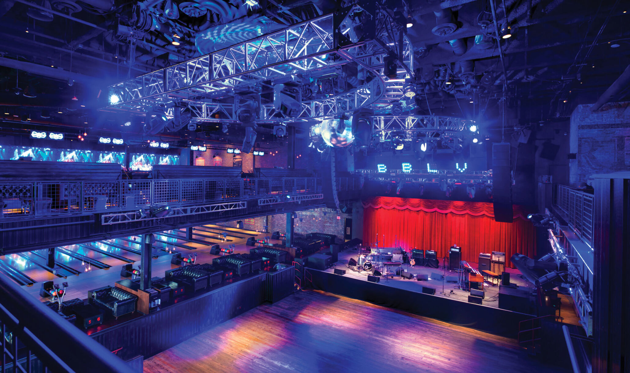 Ns Boutique Brooklyn Bowl Las Vegas Nv 16X9 04-3