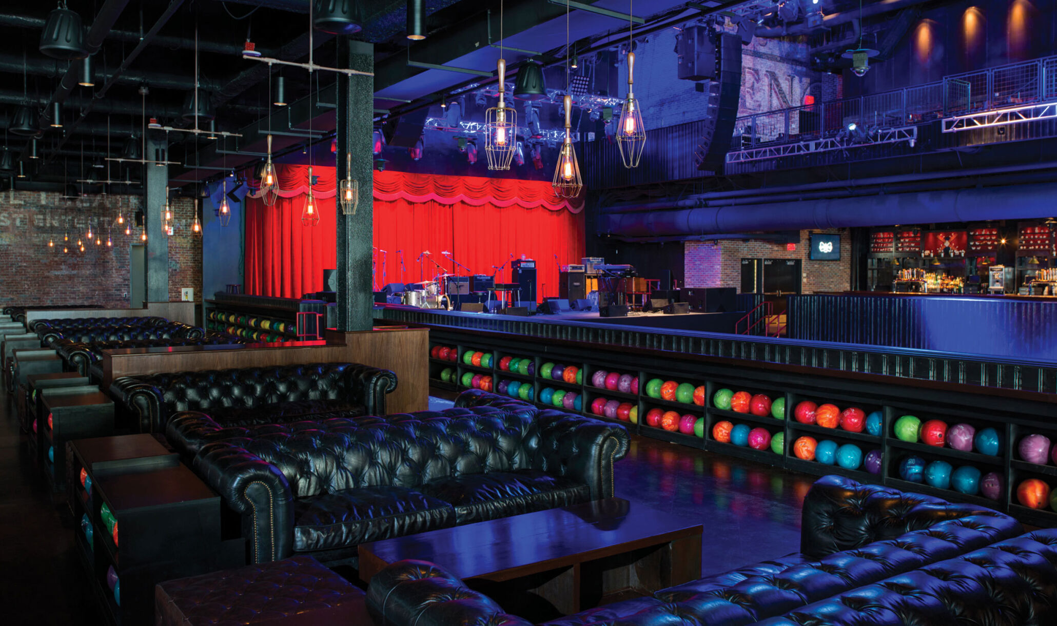 Ns Boutique Brooklyn Bowl Las Vegas Nv 16X9 07-3