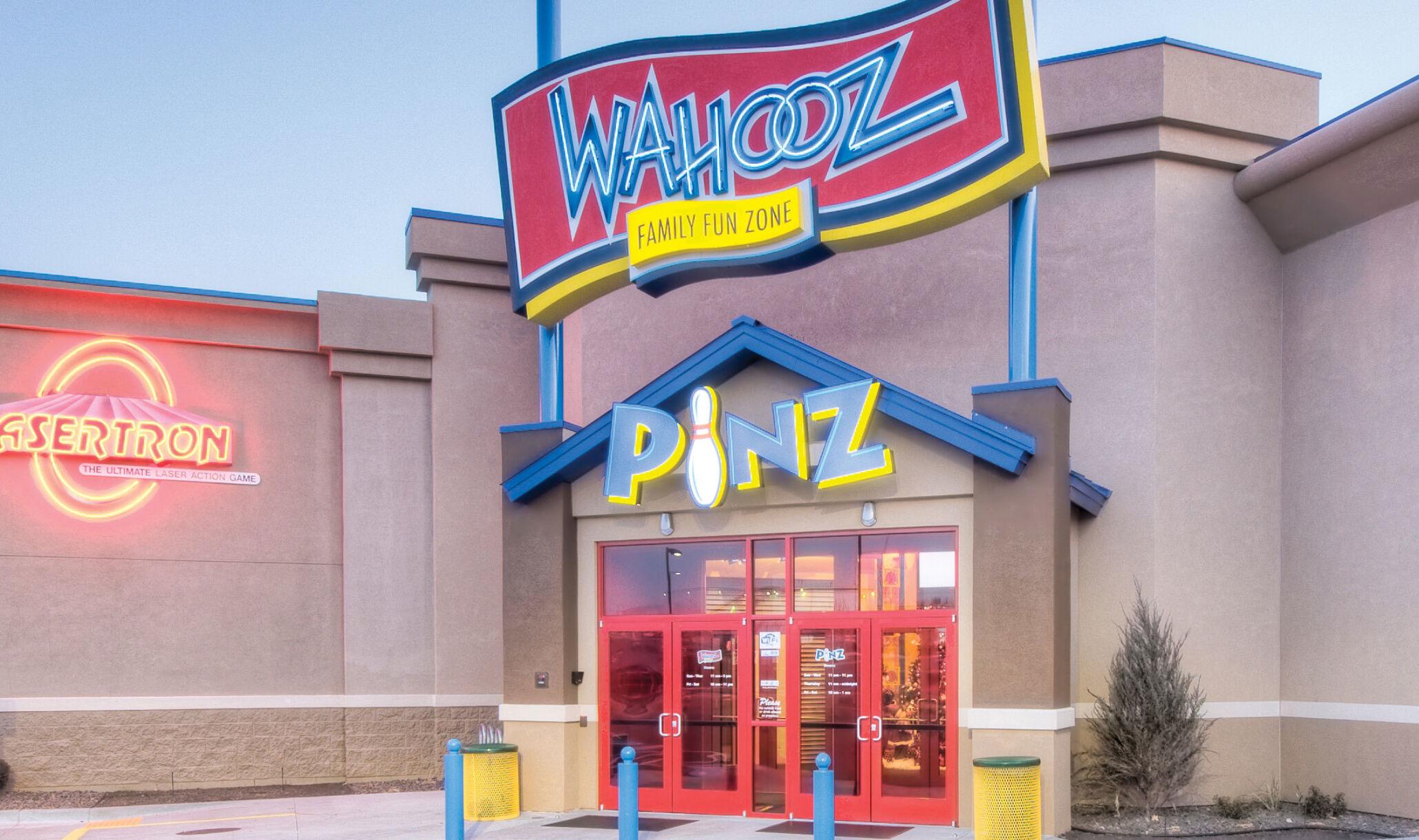 Pinz At Wahooz Brunswick Bowling