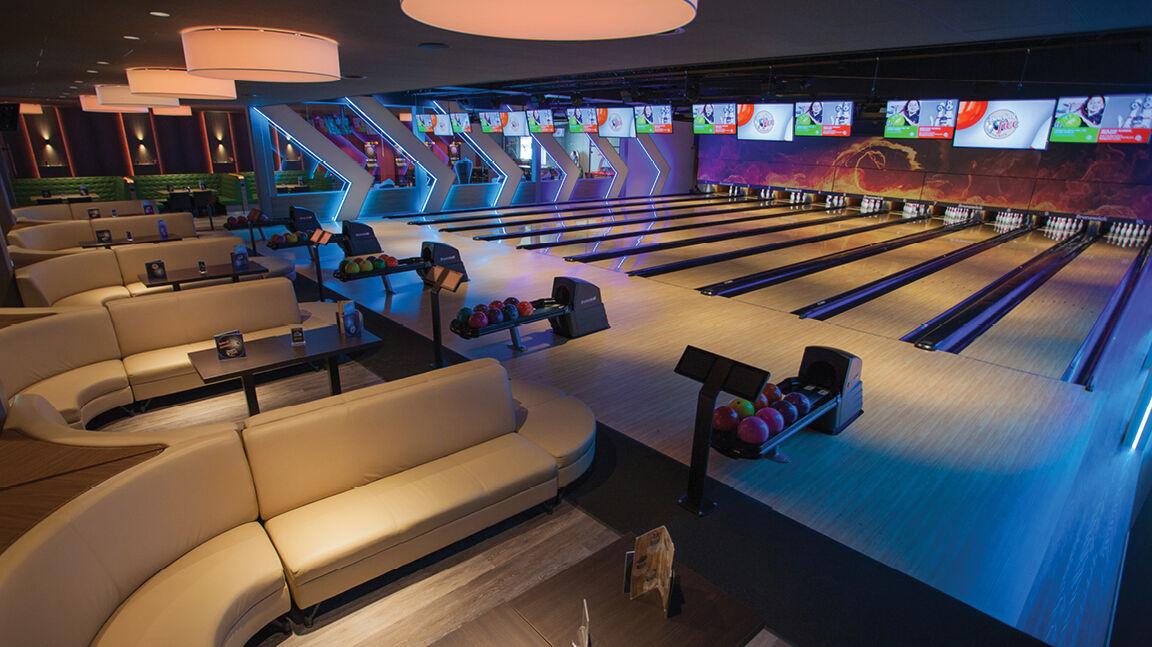 Bowling Five Eventpark Brunswick Bowling