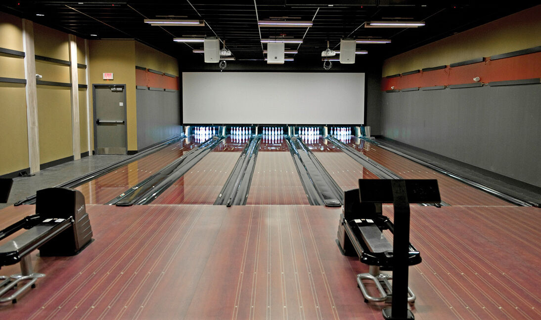 VIP with ColorFull lanes at Circle Bowl  Entertainment Ledgewood Nj-1