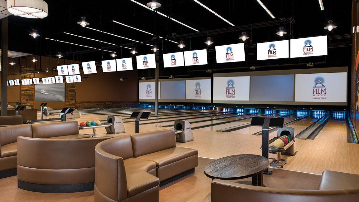 Film Alley Brunswick Bowling