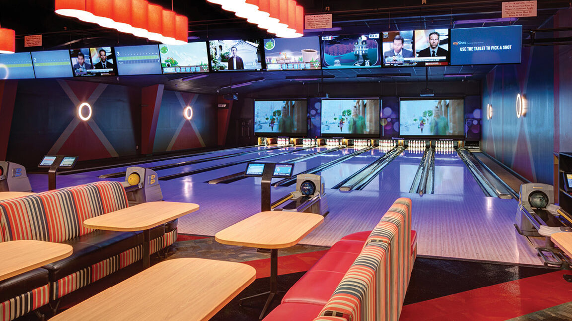 Gulf Bowl Brunswick Bowling