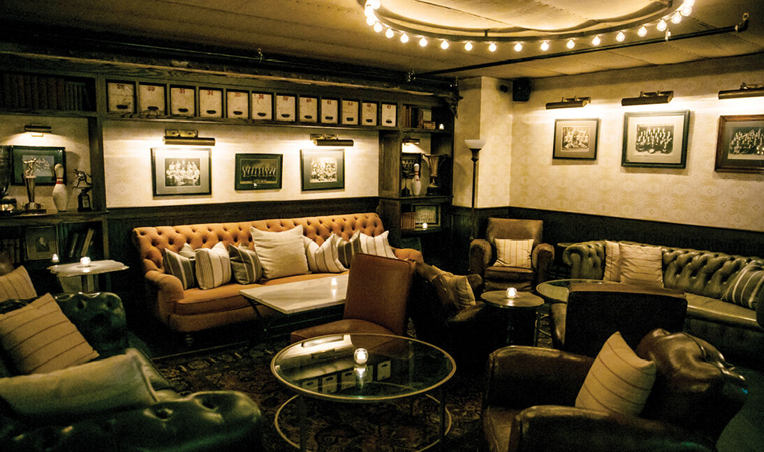 Lounge at Harp  Crown Philadelphia Pa-2
