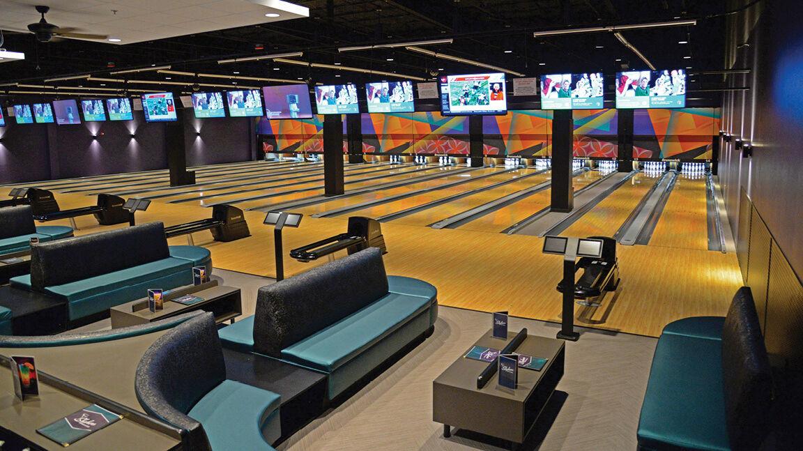 Spare Time Brunswick Bowling