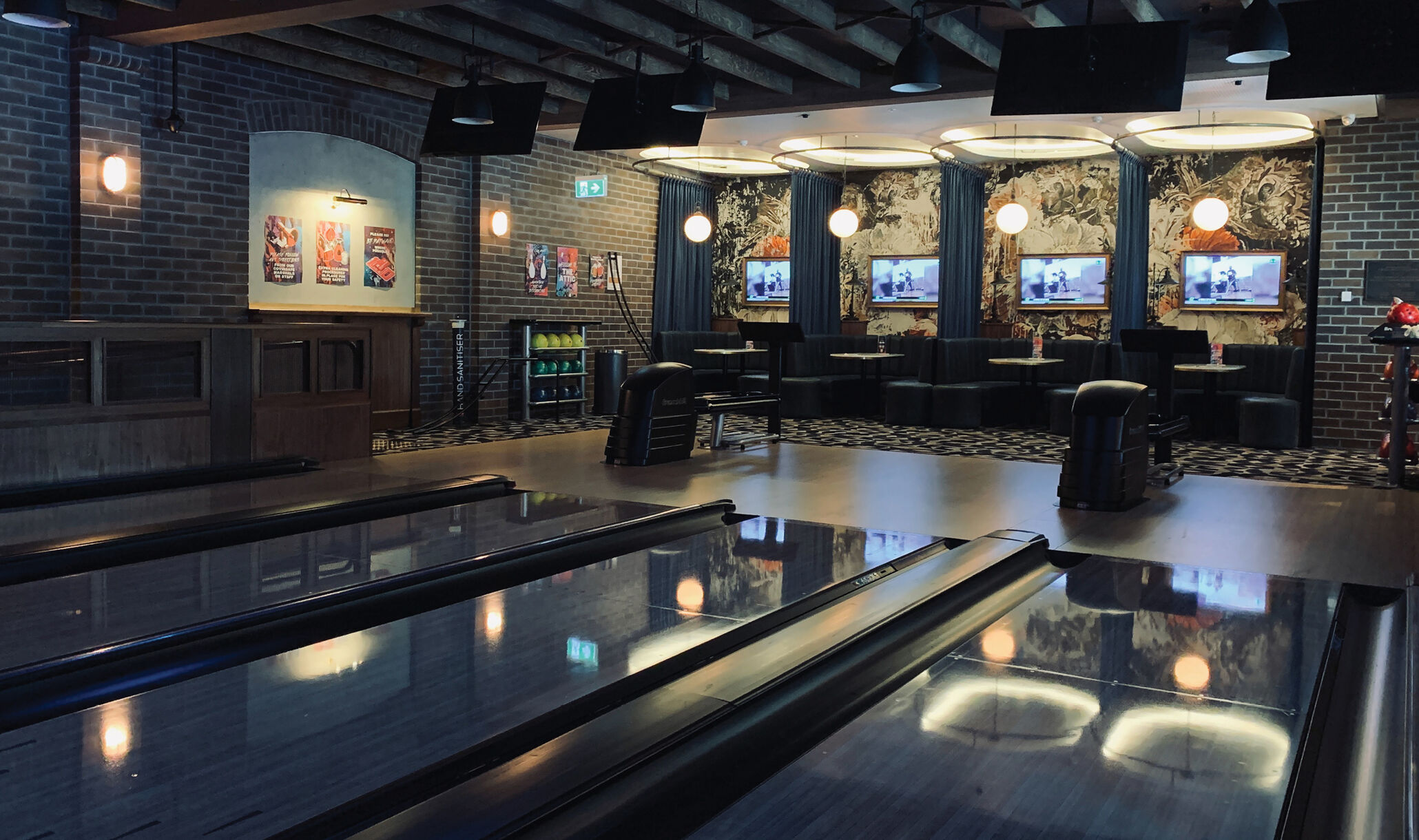 The Attic Sydney Australia - Bowlers Area-3