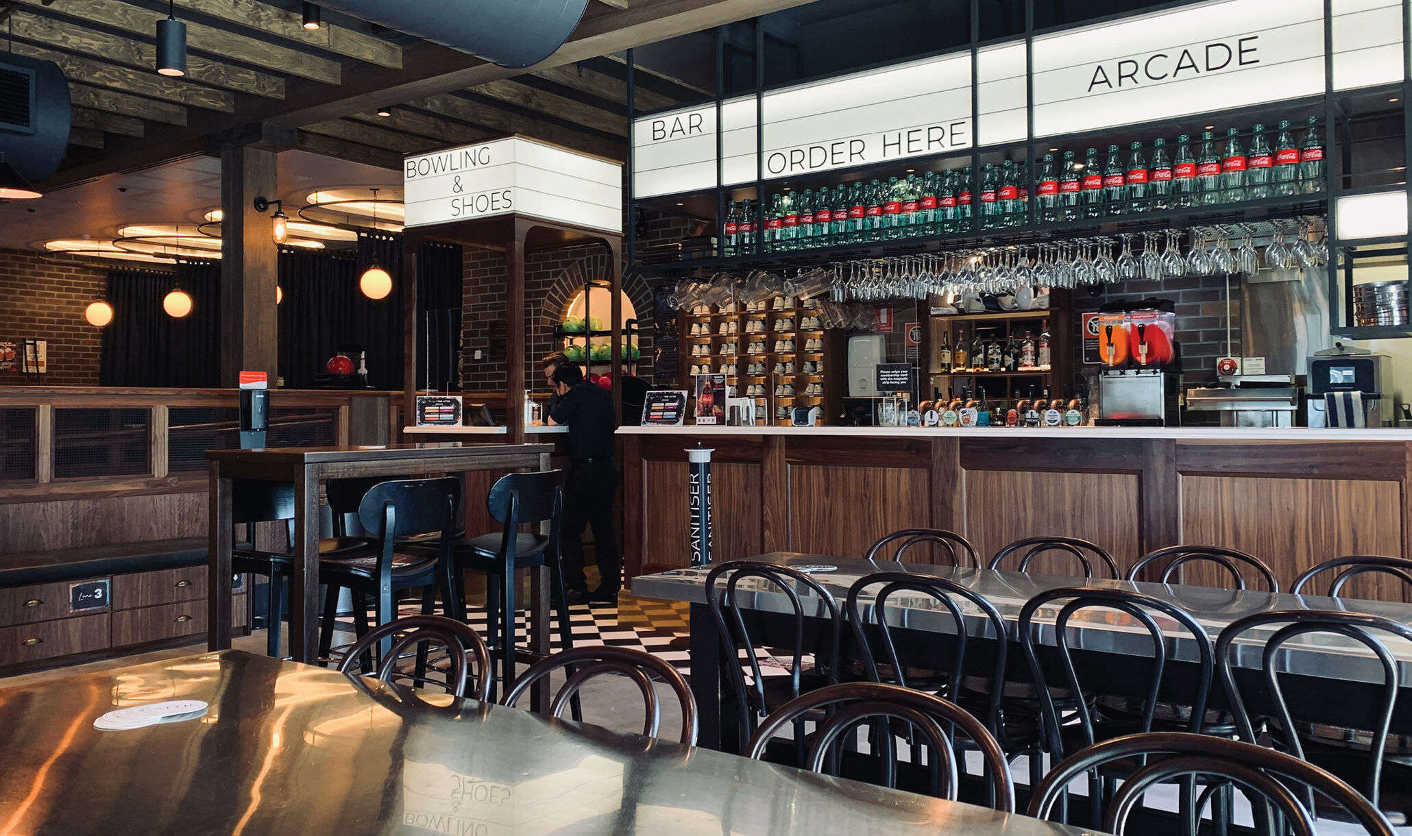 The Attic, Sydney Australia - Bar Area-3