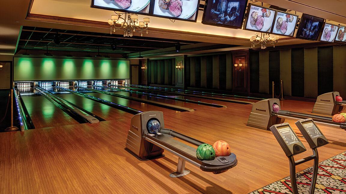 The Broadmoor Brunswick Bowling