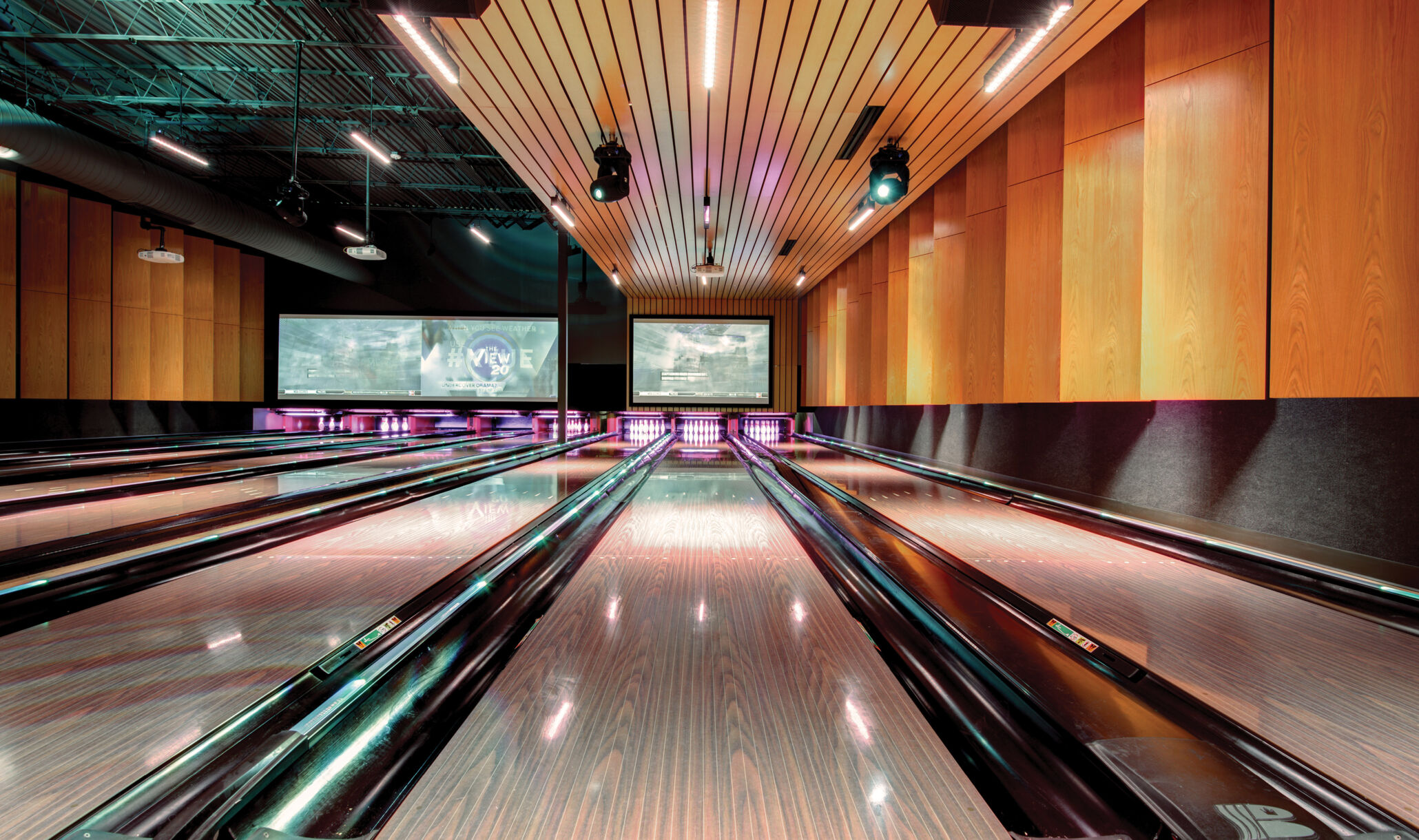 The spot bowling san marcos