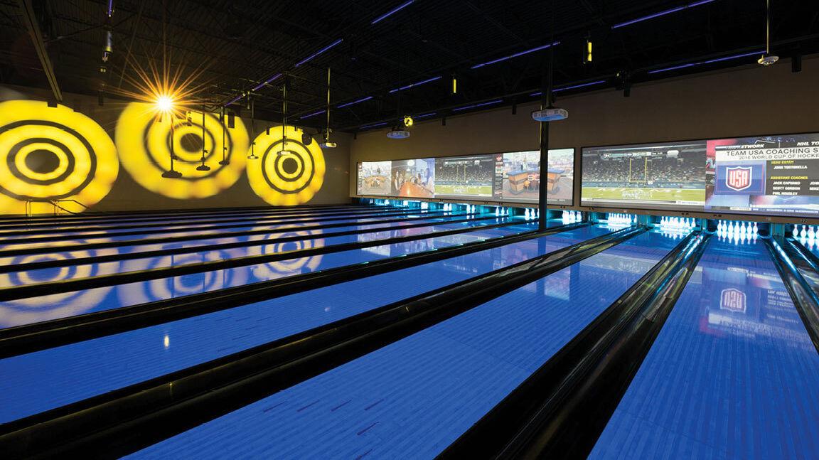 New Brunswick Bowling >> Uptown Alley | Brunswick Bowling