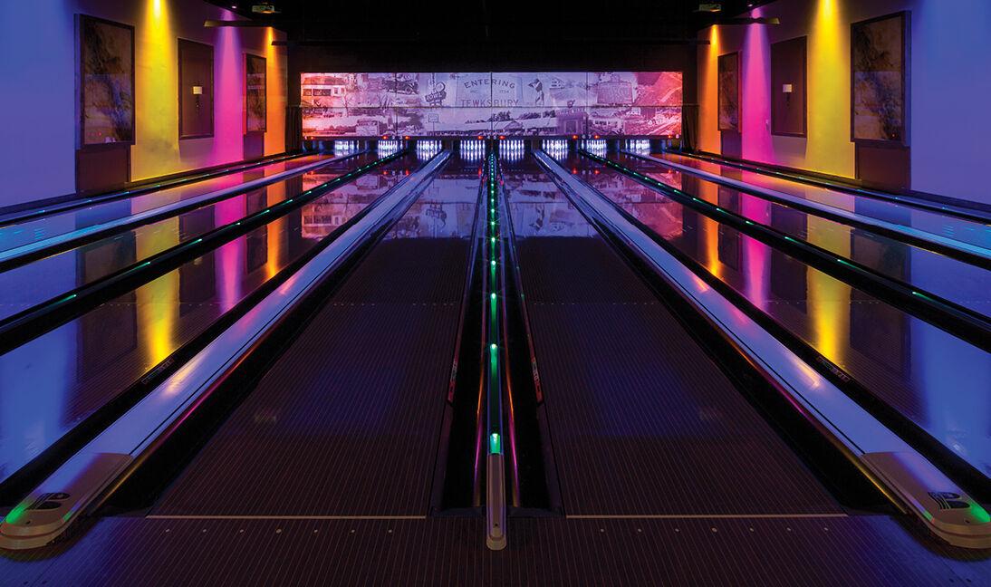 Wamesit Lanes Brunswick Bowling