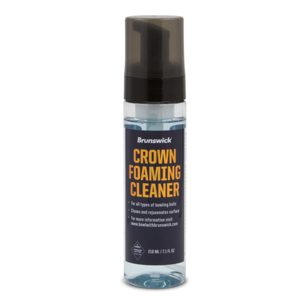 7 ounce bottle of Crown Foaming Cleaner