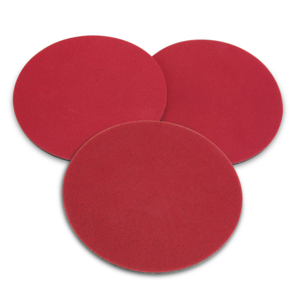 Group of three Siaair Micro Finishing Pads