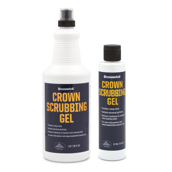Crown Scrubbing Gel group shot