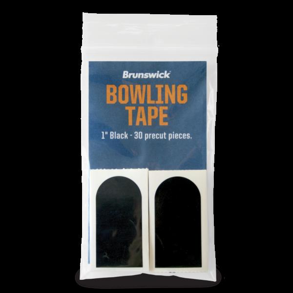 56 120401 130 Bowling Tape 30 Pcs 1In Black 1600X1600