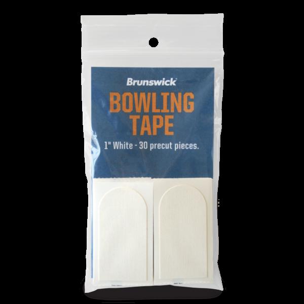 56 120405 130 Bowling Tape 30 Pcs 1In White 1600X1600