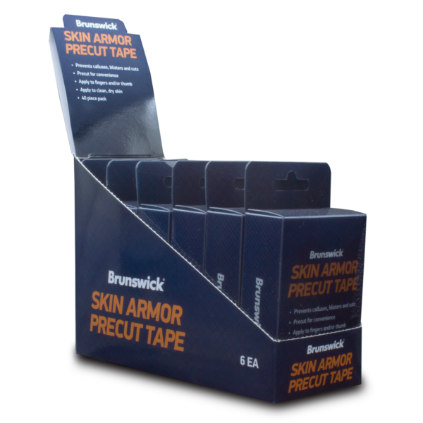 Skin Armor Precut Tape Display Box