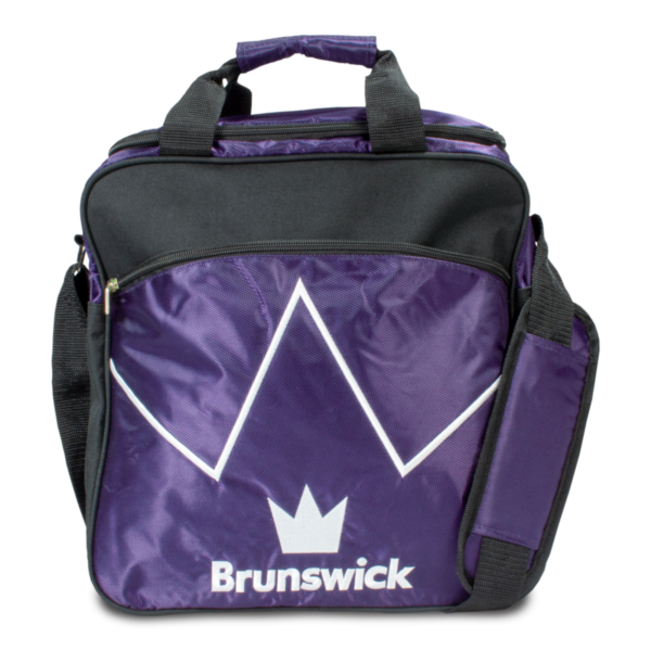 Blitz Single Tote in Purple