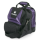 59 Bs1400 006 Crown Single Tote Purple 3Qrtr 1600X1600