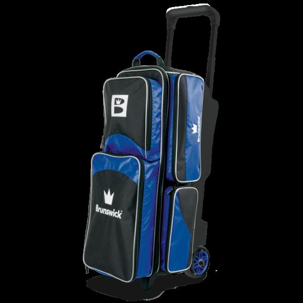 59 Br3300 002 Edge Triple Roller Blue 3Qrtr 1600X1600