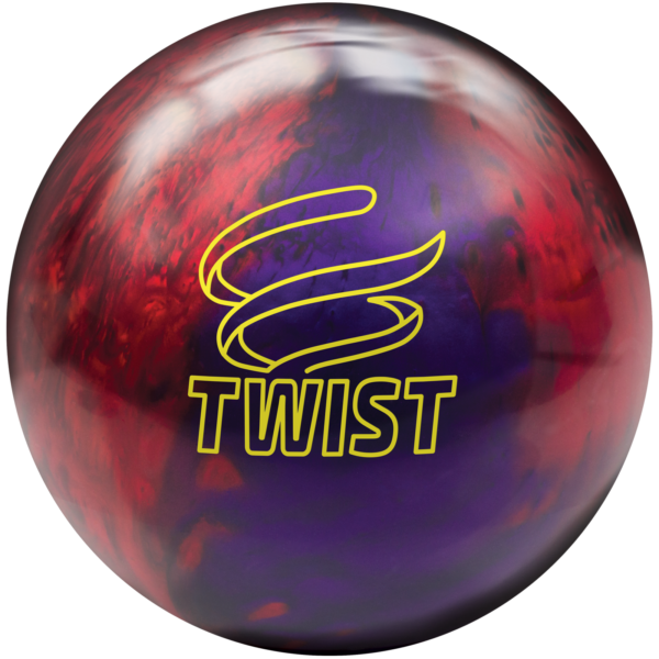 Twist Red Purple Ball