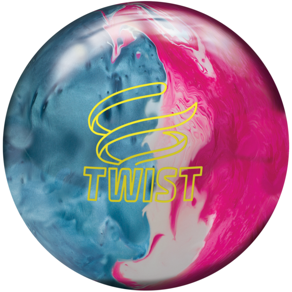Twist Sky Blue Pink Snow Ball