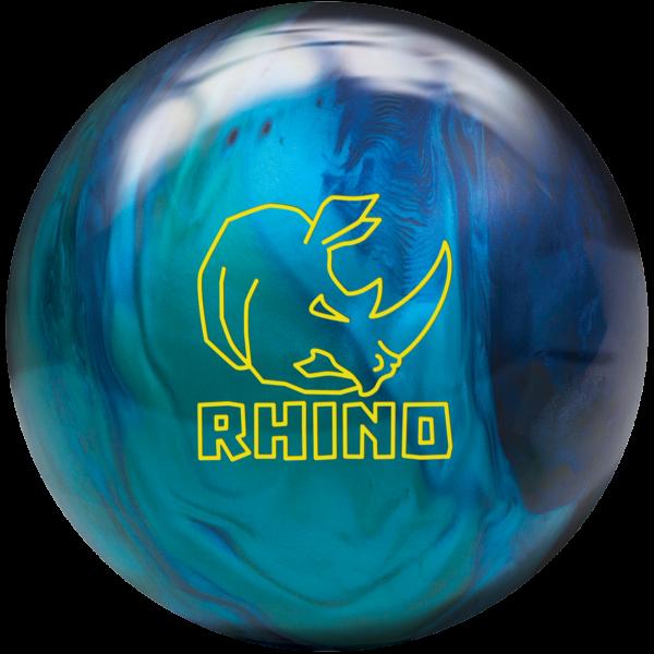Rhino Cobalt Aqua Teal Pearl Ball