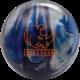 Rhino Black Blue Silver bowling ball, for Rhino™ - Black / Blue / Silver Pearl (thumbnail 1)