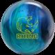 Rhino Cobalt Aqua Teal bowling ball, for Rhino™ - Cobalt / Aqua / Teal Pearl (thumbnail 1)