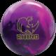 Rhino Magenta Purple Navy bowling ball, for Rhino™ - Magenta / Purple / Navy (thumbnail 1)