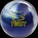 Twist Blue Silver bowling ball, for Twist™ - Blue / Silver (thumbnail 1)