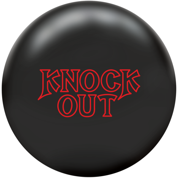 Knock Out bowling ball