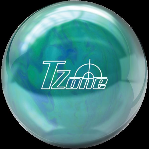 TZone Caribbean Blue bowling ball