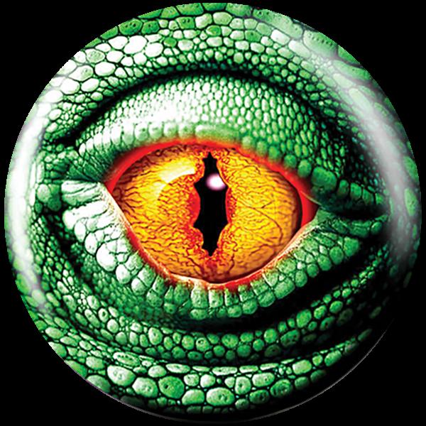 Lizard Eye Viz-A-Ball