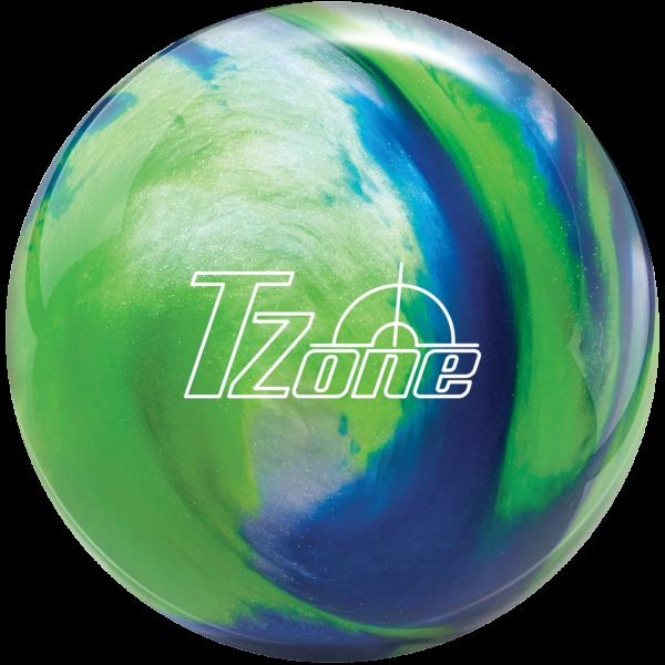 TZone Ocean Reef bowling ball