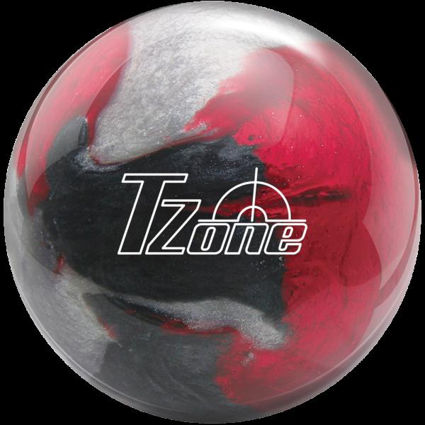 TZone Scarlet Shadow bowling ball
