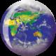 Front of World Viz-A-Ball, for World (thumbnail 1)