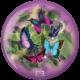 Back of Butterflies Viz-A-Ball, for Butterflies (thumbnail 2)