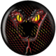 Front of Snake Viz-A-Ball, for Snake (thumbnail 1)