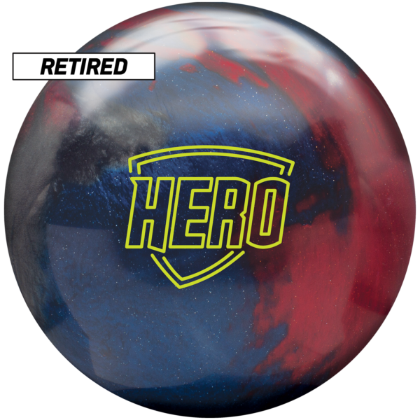 Retired Hero Ball