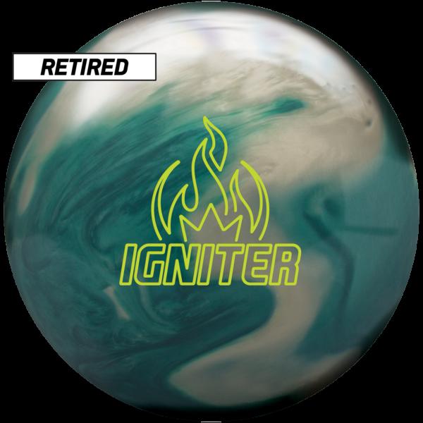 Retired Igniter Pearl ball