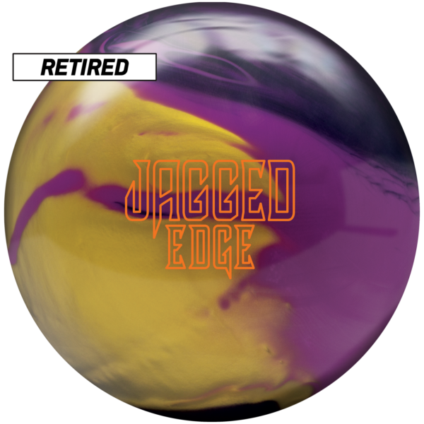 Retired Jagged Edge Hybrid Ball