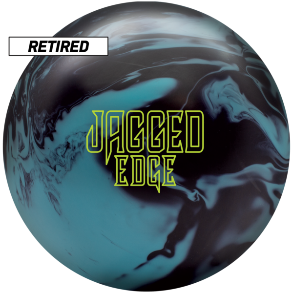 Retired Jagged Edge Solid Ball