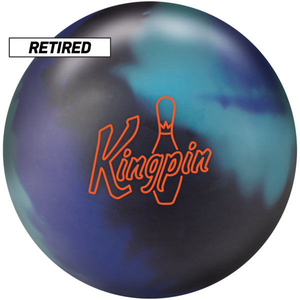 Retired Kingpin ball