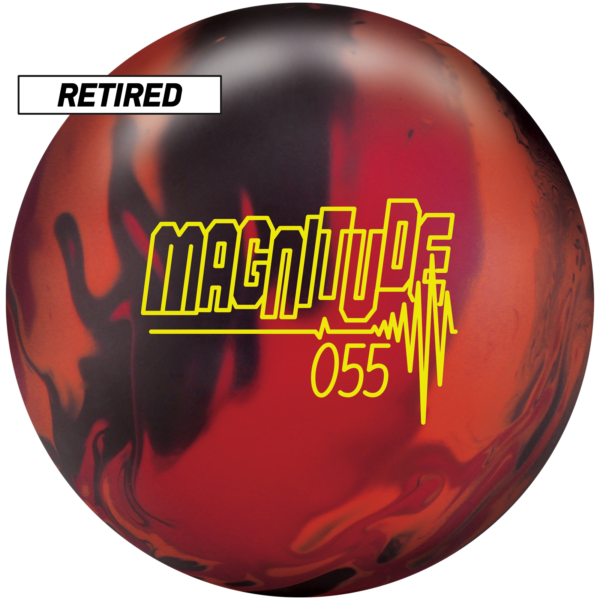 Retired Magnitude 055 ball