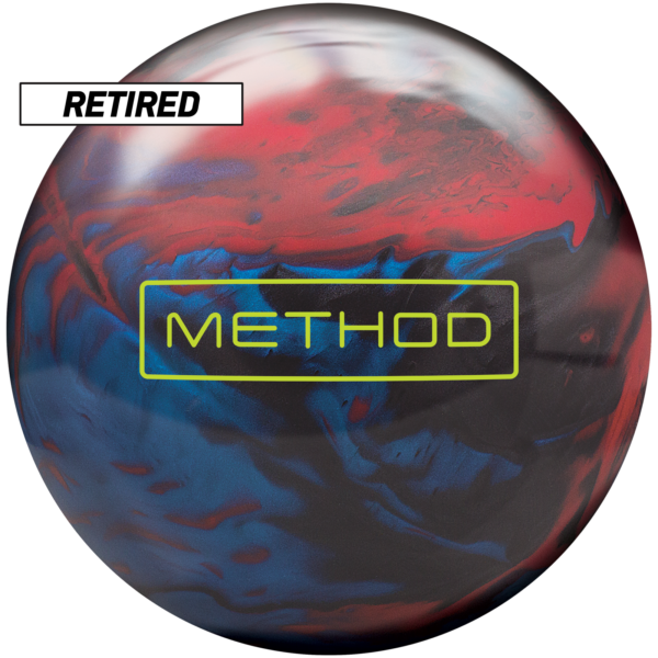 Retired Method Ball