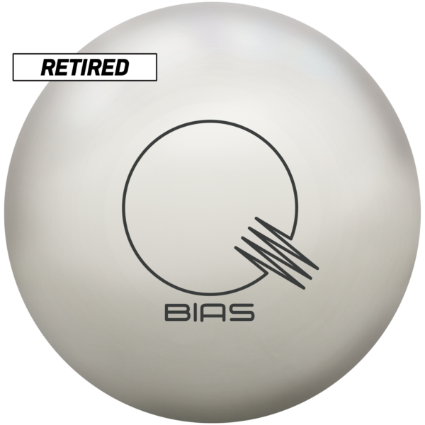 Retired Quantum Bias Ball front side