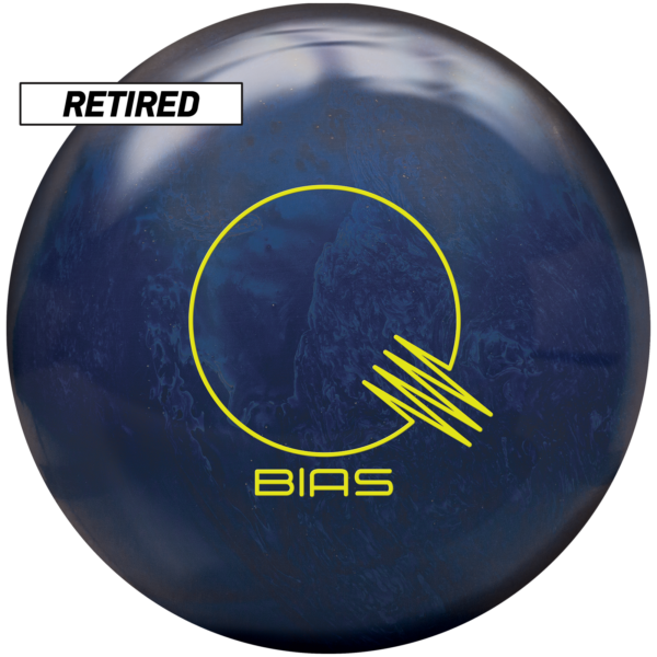 Retired Quantum Bias Pearl Ball Front