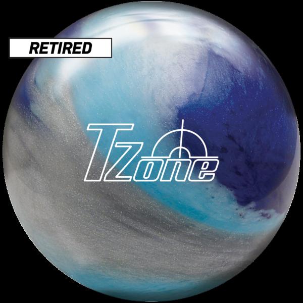 Retired Tzone Arctic Blast ball